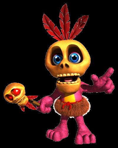 Mumbo Jumbo - The Banjo-Kazooie Wiki - Banjo-Kazooie, Nuts ...