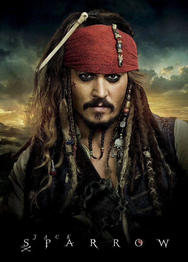 Pirate Jack Sparrow