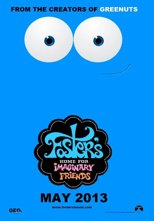 Fosters Home For Imaginary Friends  Geo Animation