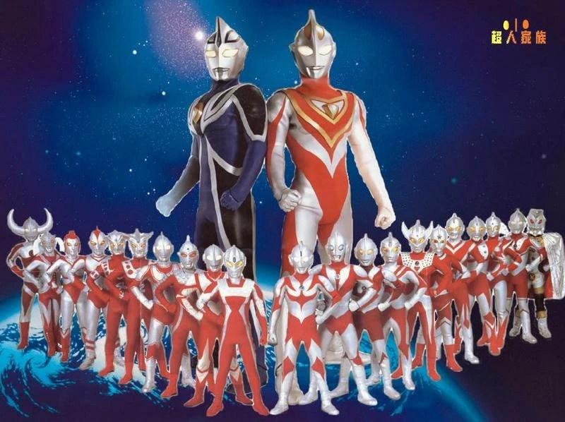 Ultraman Legacy