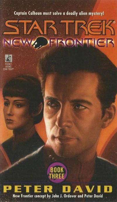 Star Trek New Frontier #2: The Two-Front War