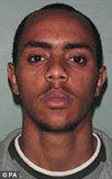 Released Esayas Girma was jailed for helping a suicide bomber