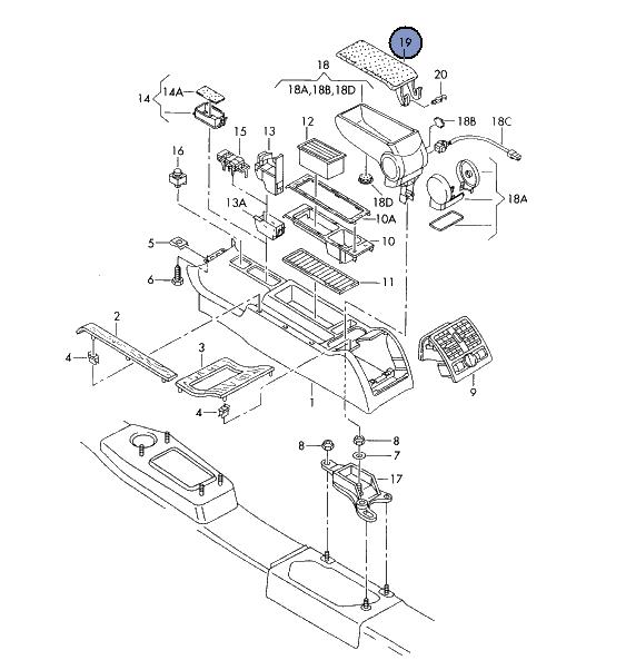 Audi A6 Klub Polska :: [A6 C5] Jak ściągnąć obicie