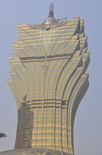 Grand Lisboa Casino in Macau
