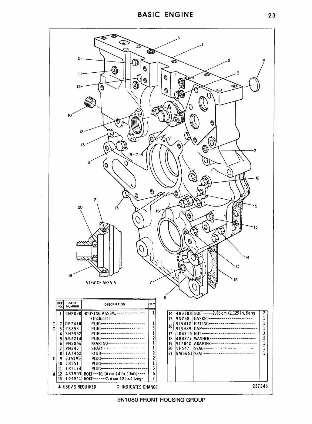 Caterpillar Engine Manuals