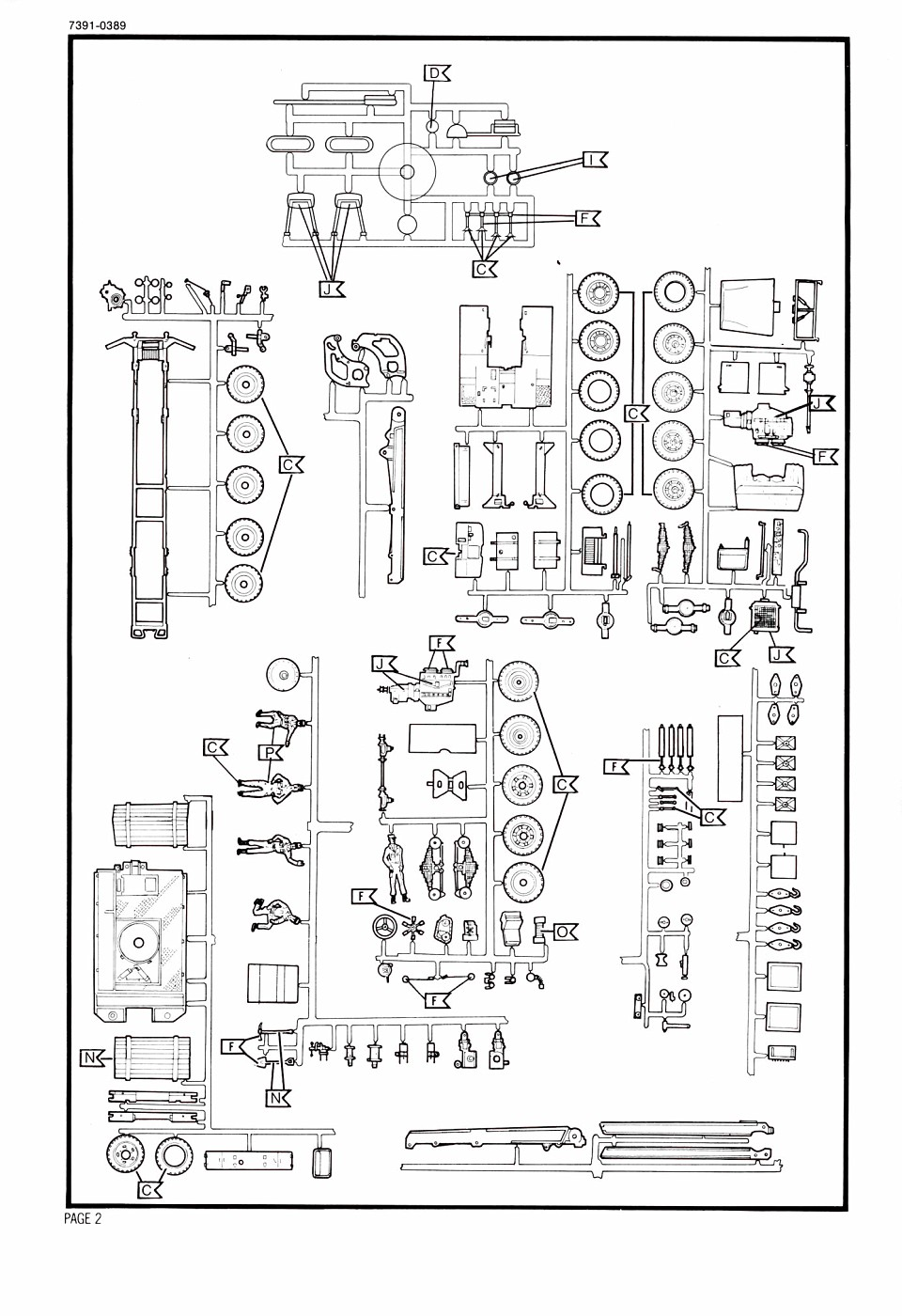 Wiring Diagram 1982 Kenworth W900
