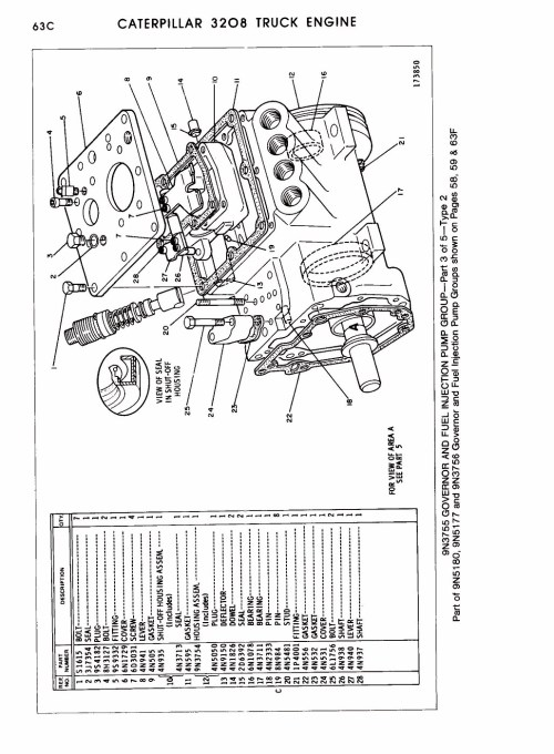 small resolution of caterpillar 3512b wiring diagram arctic cat atv diagrams