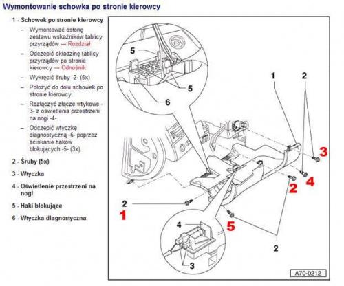 Audi A6 / A7 Klub Polska [A6 C5] Wentylator klimatyzacji