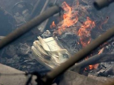 Russian prison officials burn copies of the Quran to intimidate Muslim inmates
