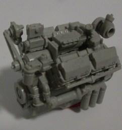 mack e9 engine kit [ 1400 x 1218 Pixel ]