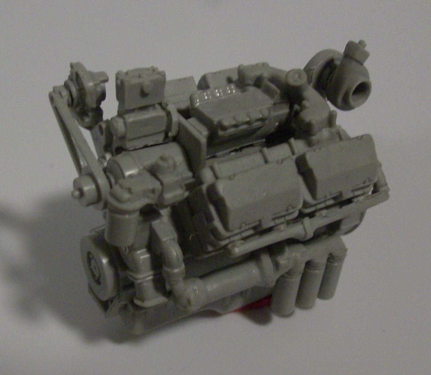 hight resolution of mack e9 engine kit