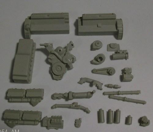 small resolution of mack e9 engine kit
