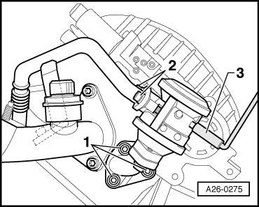 Audi A6 / A7 Klub Polska [INNY] Układ doprowadzania