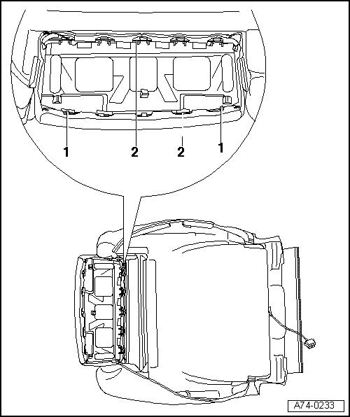 Audi A6 / A7 Klub Polska Problem z czujnikiem zapięcia