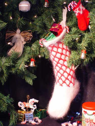CUTE stocking!