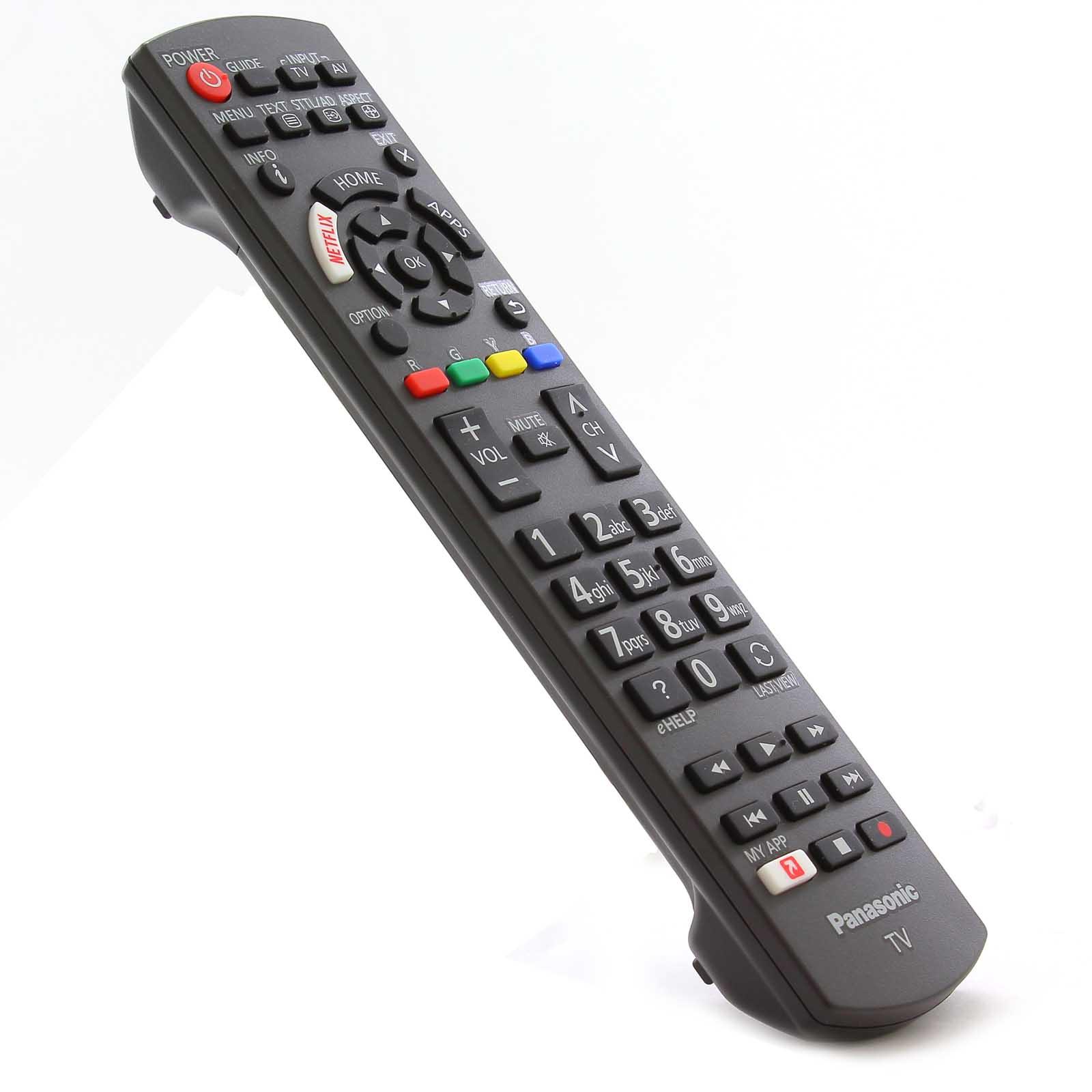 Genuine Panasonic Remote Control For TX-50CX802B TX50CX802B 50