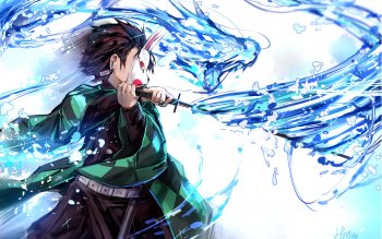 780 Demon Slayer Kimetsu No Yaiba Hd Wallpapers Background Images