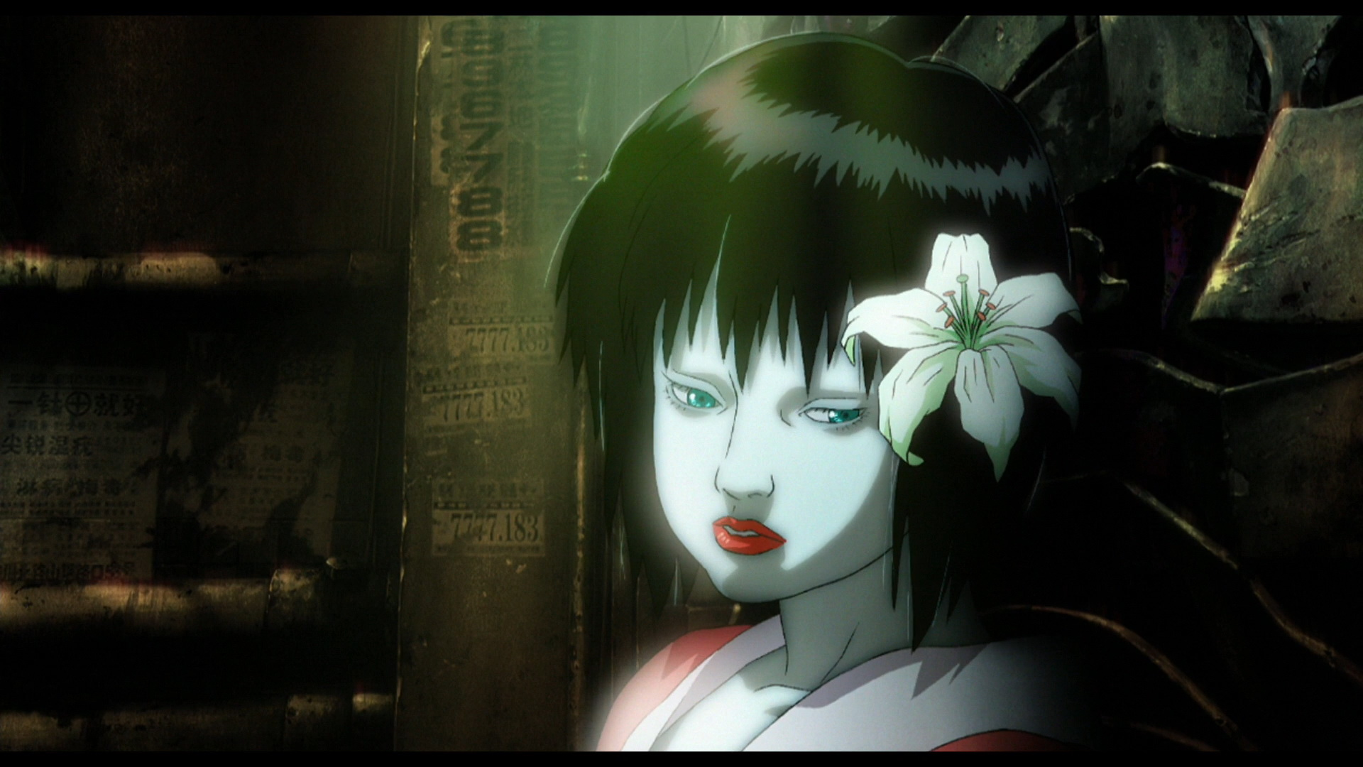 Ghost Girl Horror Wallpaper For Iphone Ghost In The Shell Hd Wallpaper Background Image