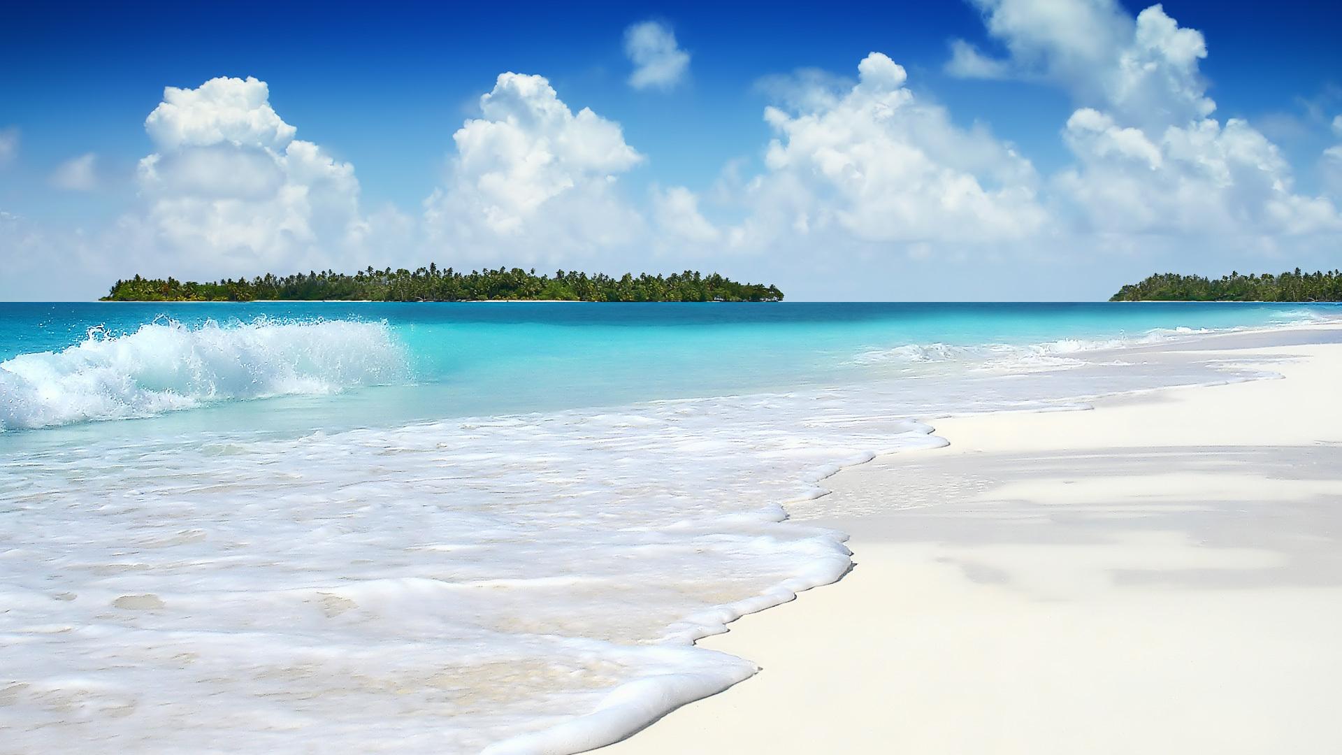 maldives beach, beautiful in summer full hd wallpaper and