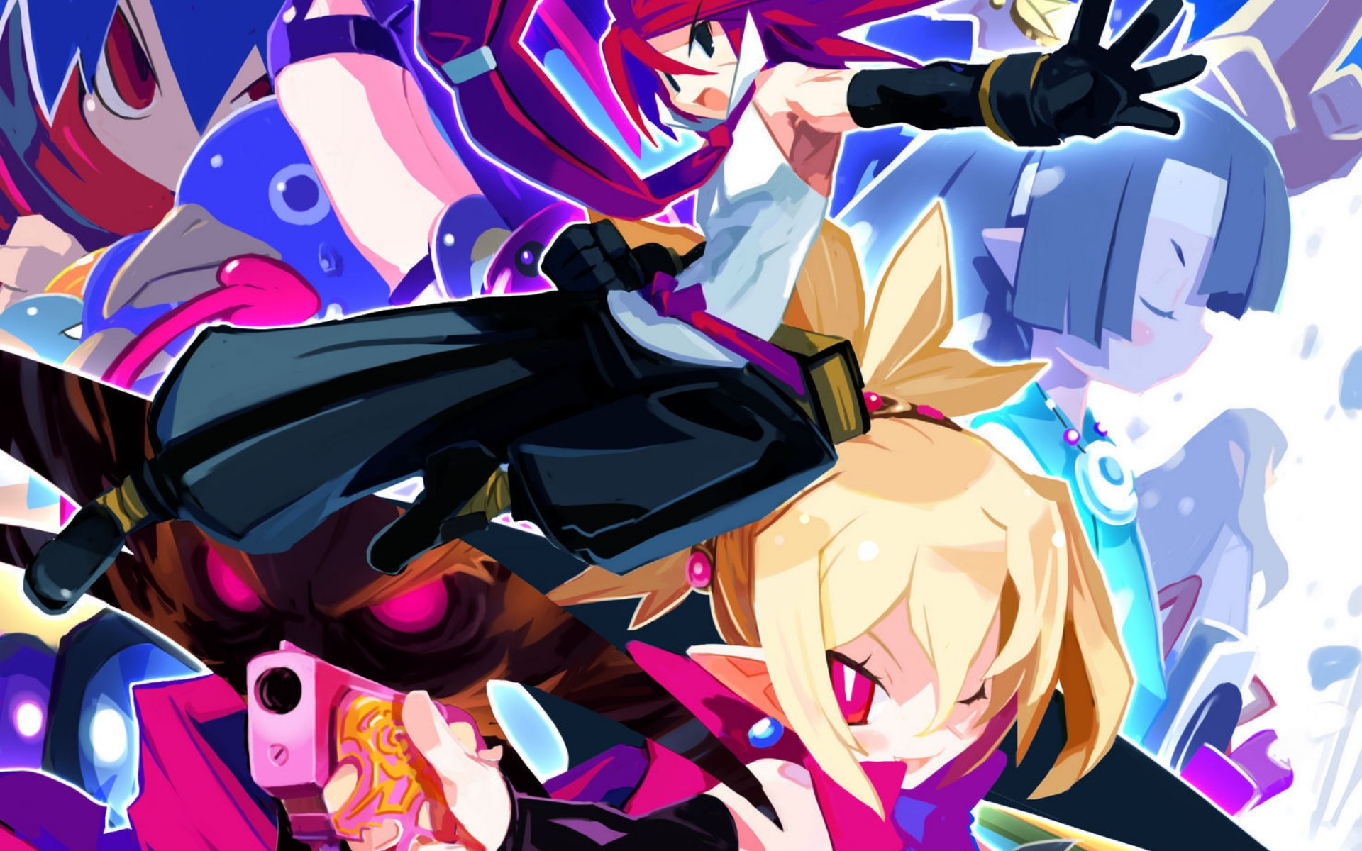 Iphone X Wallpaper Official Download Disgaea Hd Wallpaper Background Image 1920x1200 Id