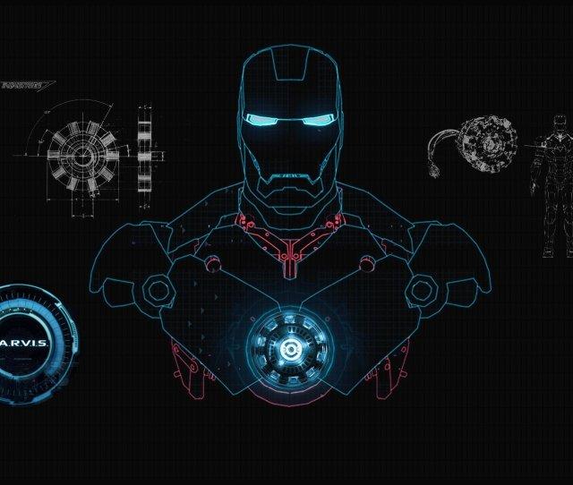 Iron Man  C B Wallpapers Id