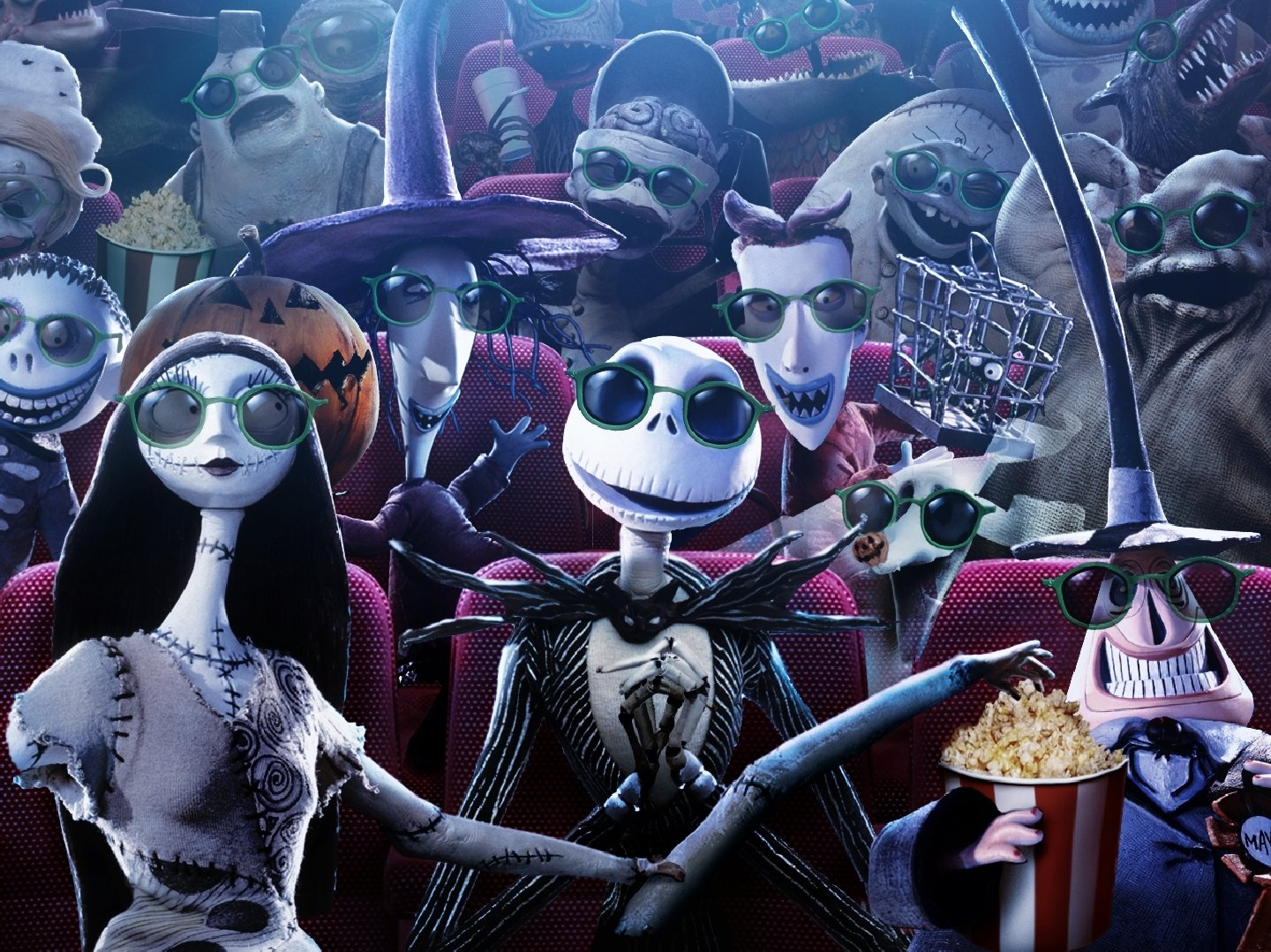 Jack Skellington Iphone Wallpaper The Nightmare Before Christmas Wallpaper And Background