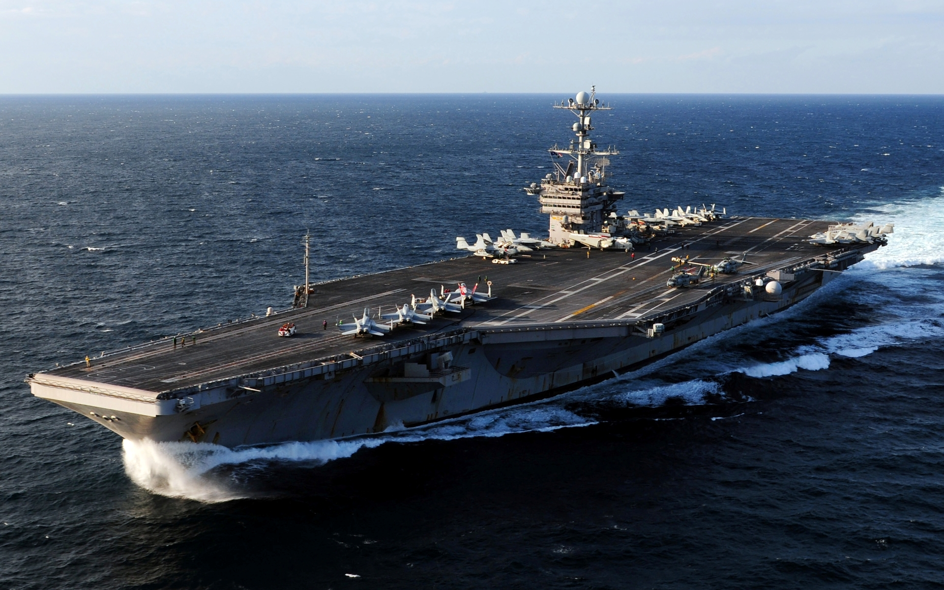 uss george washington (cvn-73) hd wallpaper | background