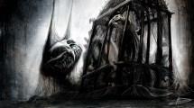 Creepy Hd Wallpaper Background 2560x1440 Id