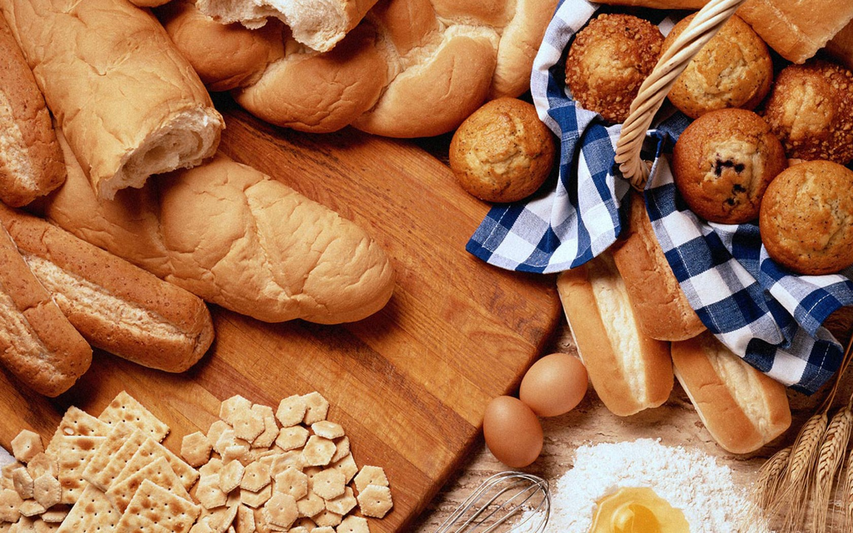baking wallpaper and background