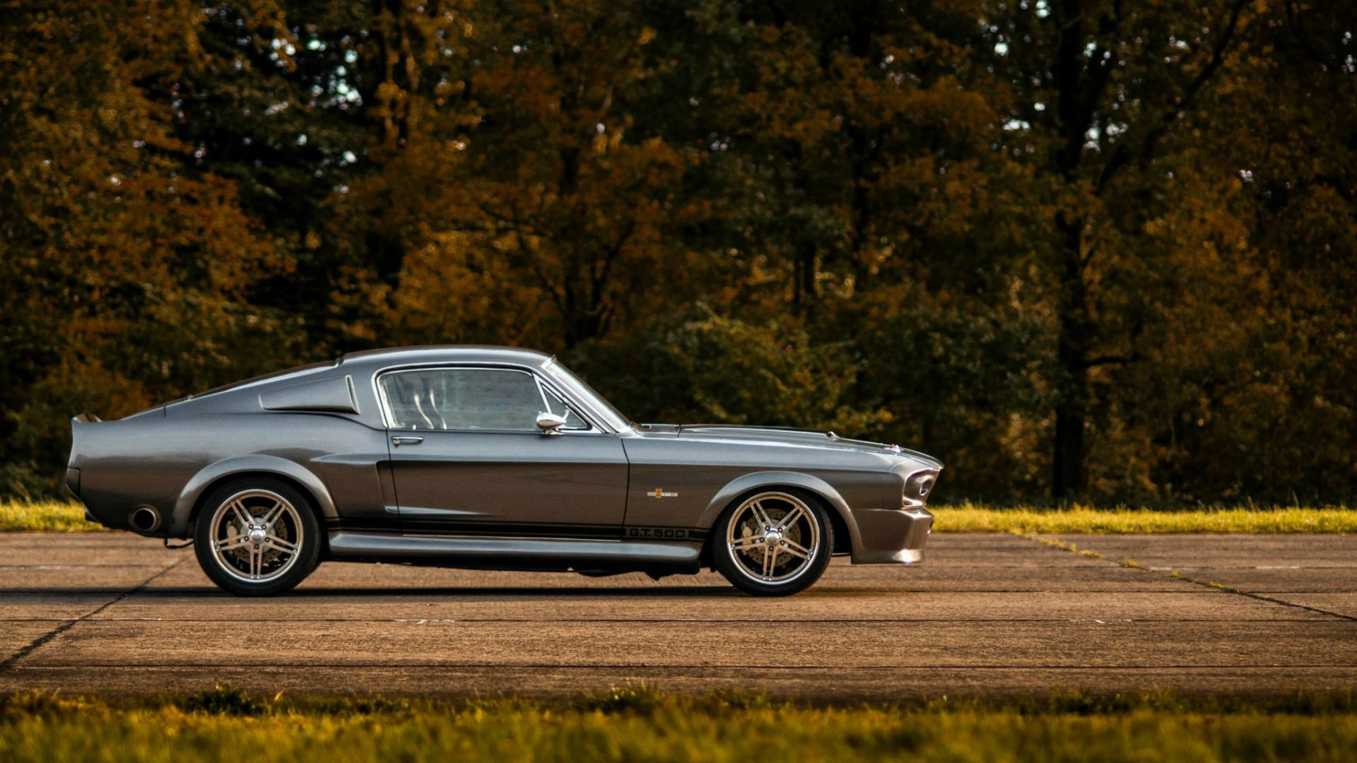 Ford Mustang Shelby Gt500 Eleanor Wallpaper Hd Ford Mustang Shelby Gt500 Papel De Parede Hd Plano De