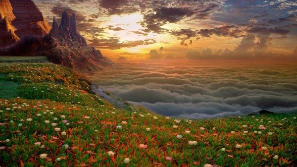 landscape hd wallpaper background