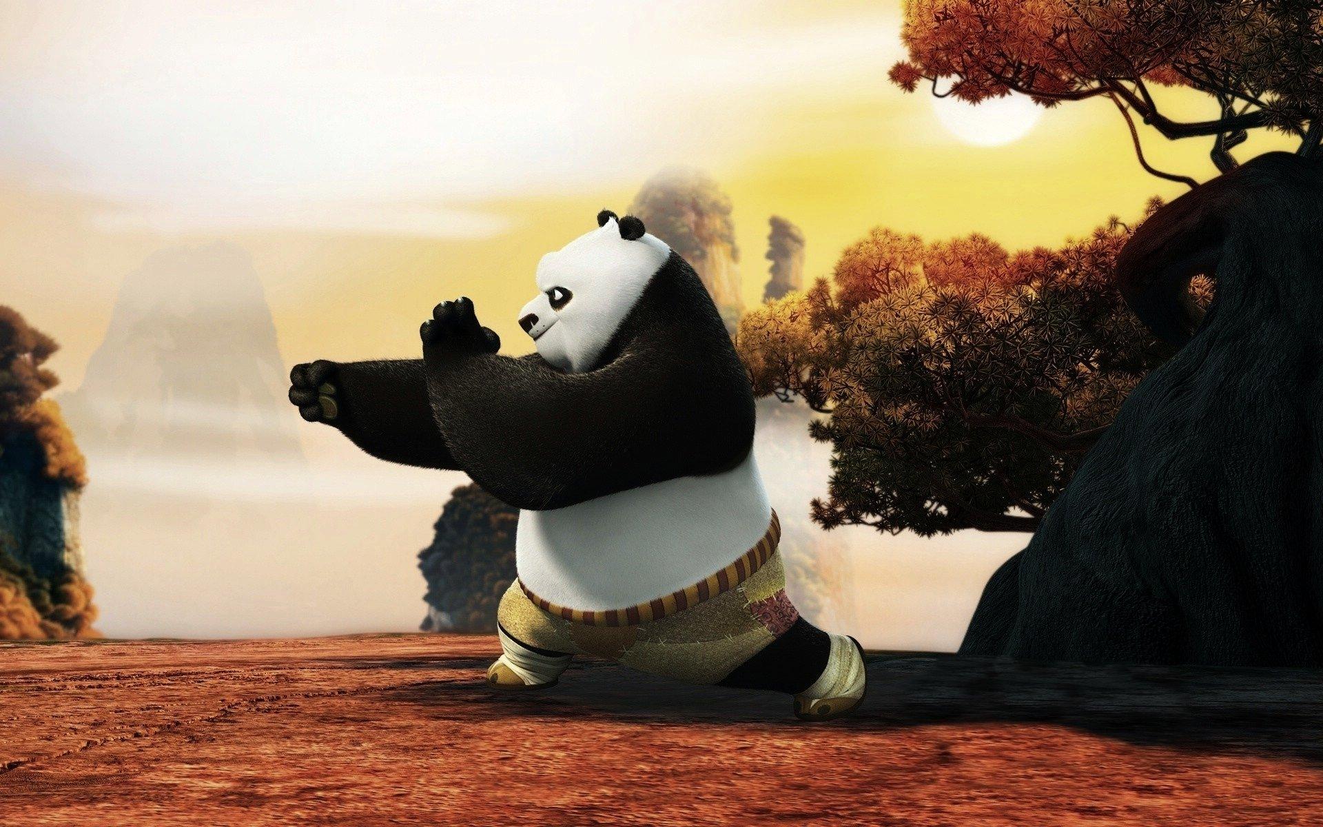 45 kung fu panda