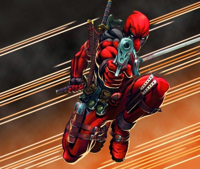 Hd Wallpaper Background Image Id387523 1920x1200 Comics Deadpool