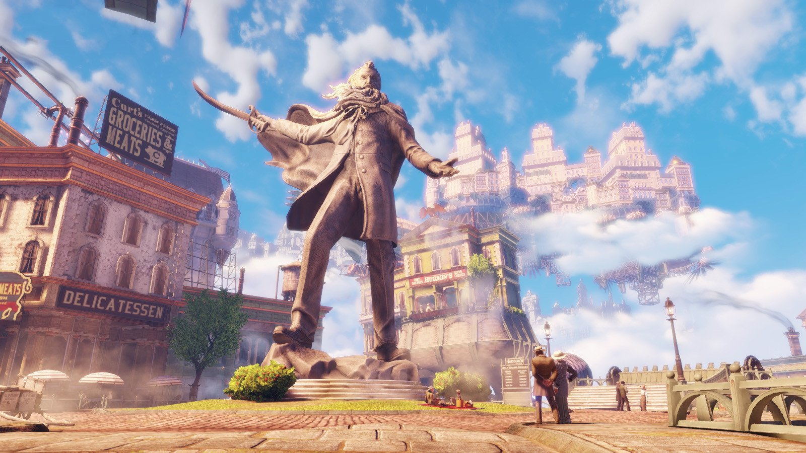 Bioshock Infinite Wallpaper Hd Bioshock Infinite Wallpaper And Background Image
