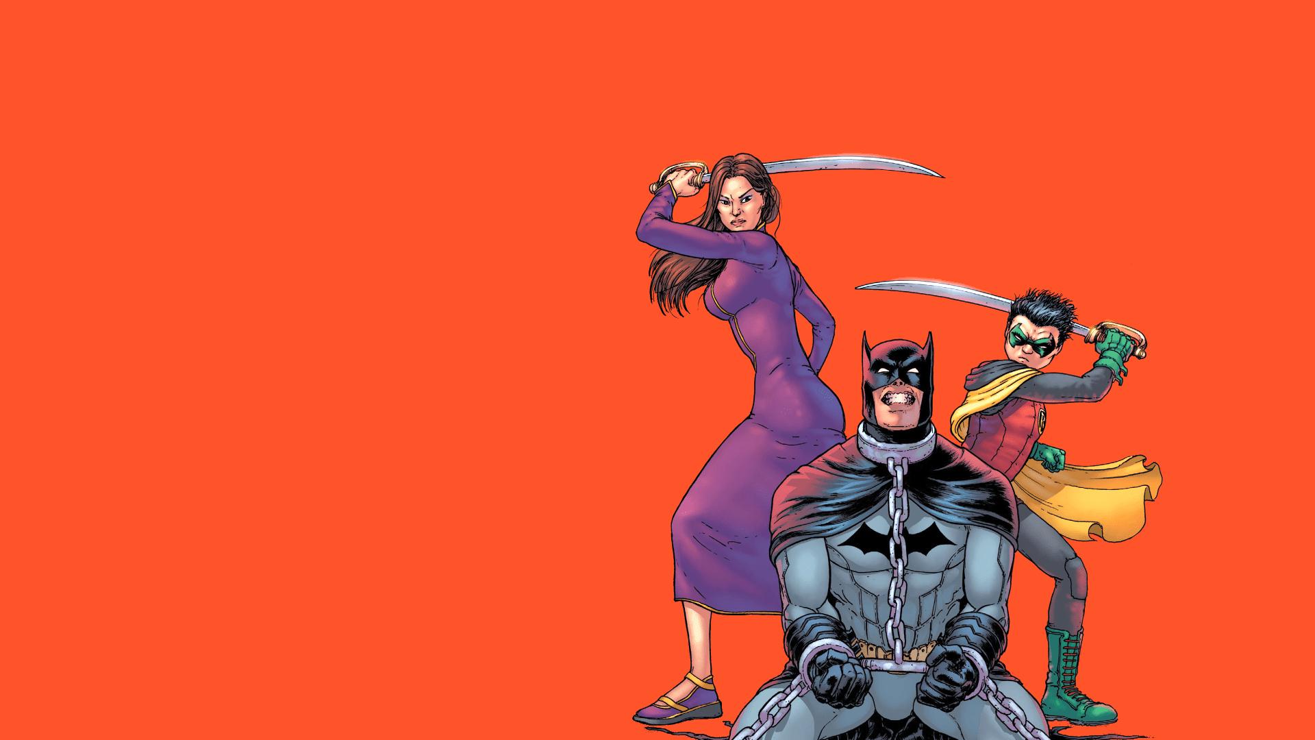 Batman & Robin Hd Wallpaper  Background Image  1920x1080