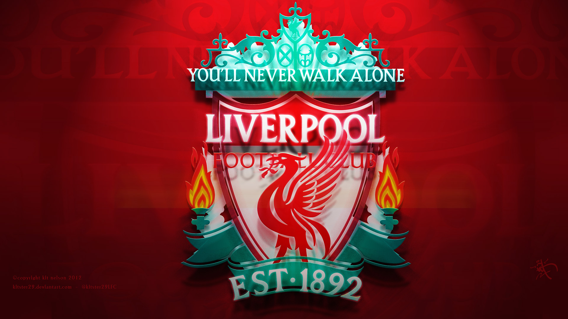 12 Liverpool F.C. HD Wallpapers   Backgrounds - Wallpaper Abyss