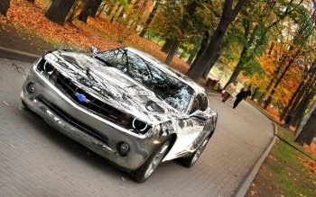 Alpha Coders Car Wallpapers 622 Chevrolet Camaro Hd Wallpapers Background Images