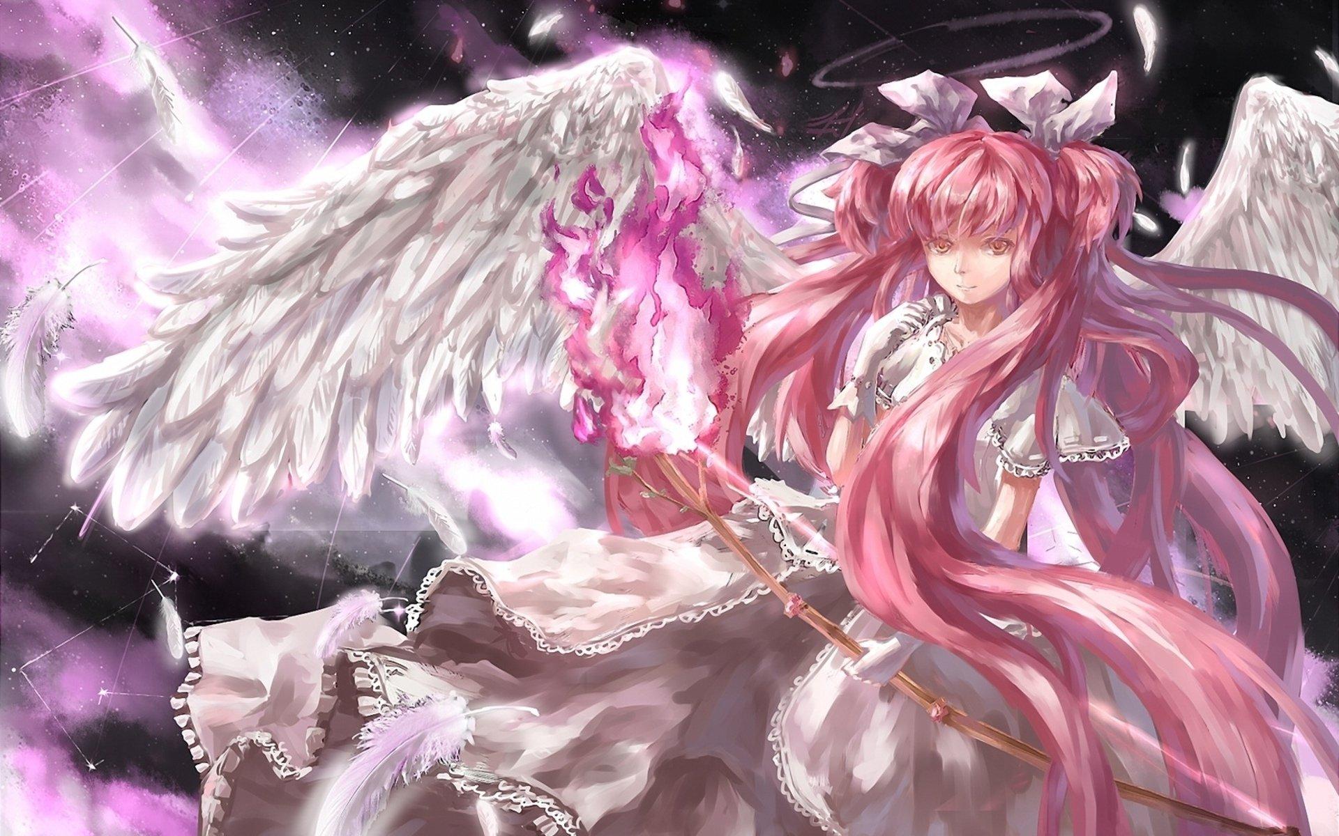 Kyoukai No Kanata Wallpaper Hd Puella Magi Madoka Magica Full Hd Wallpaper And Background