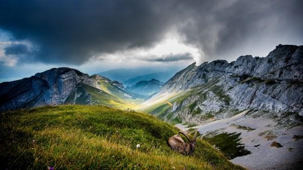 Mountain Landscape Computer Wallpapers Desktop Backgrounds 3840x2160 Id 456532