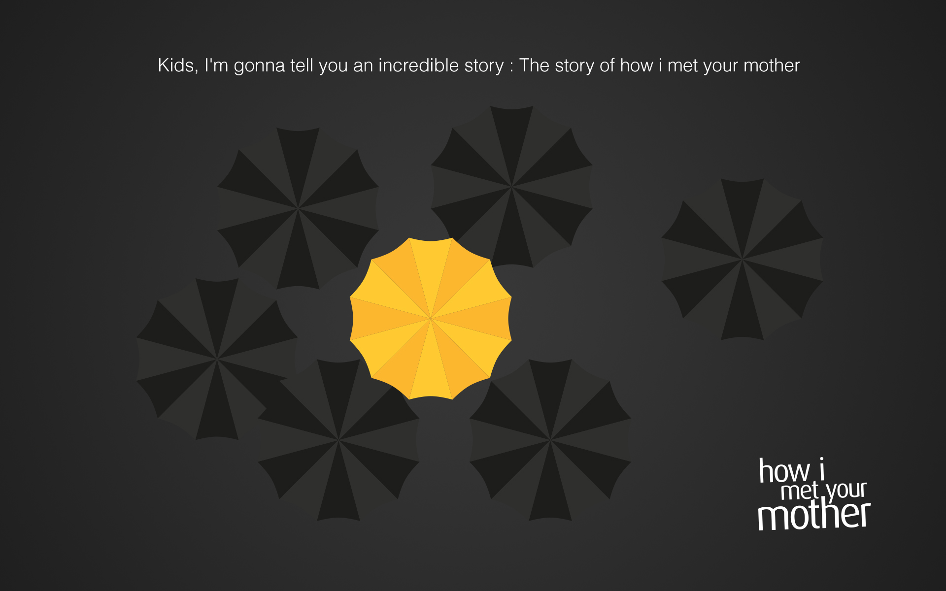 Himym Quotes Wallpaper How I Met Your Mother Full Hd Wallpaper And Background