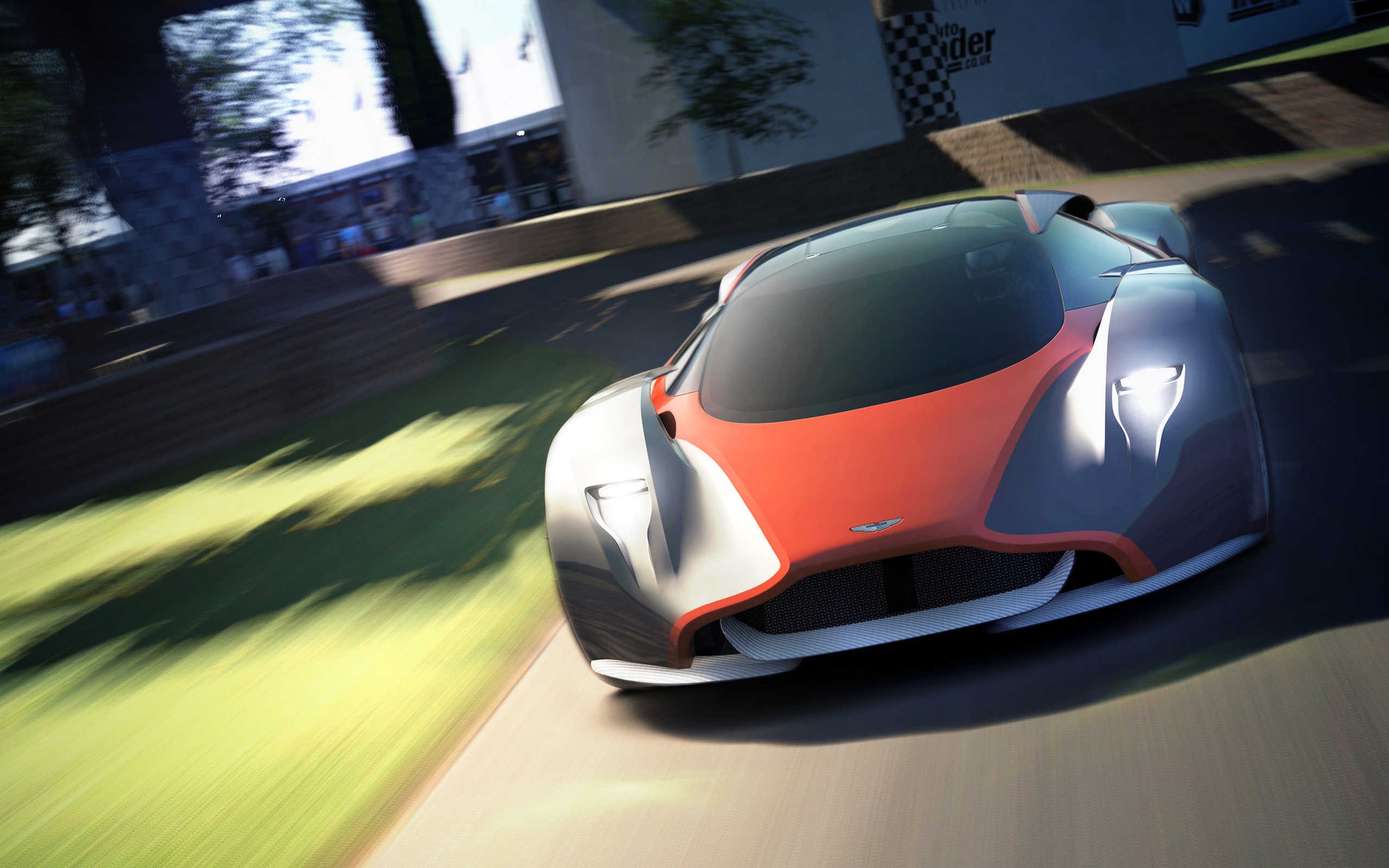 Aston Martin Dp 100 Vision Gran Turismo Hd Wallpaper Background
