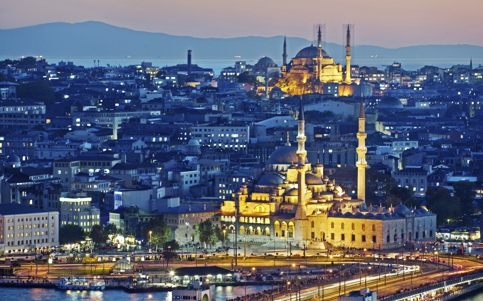 Turkey Wallpaper For Iphone Istanbul Hd Wallpaper Background Image 1920x1200 Id