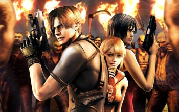 28 Resident Evil 4 Hd Wallpapers Background Images Wallpaper Abyss