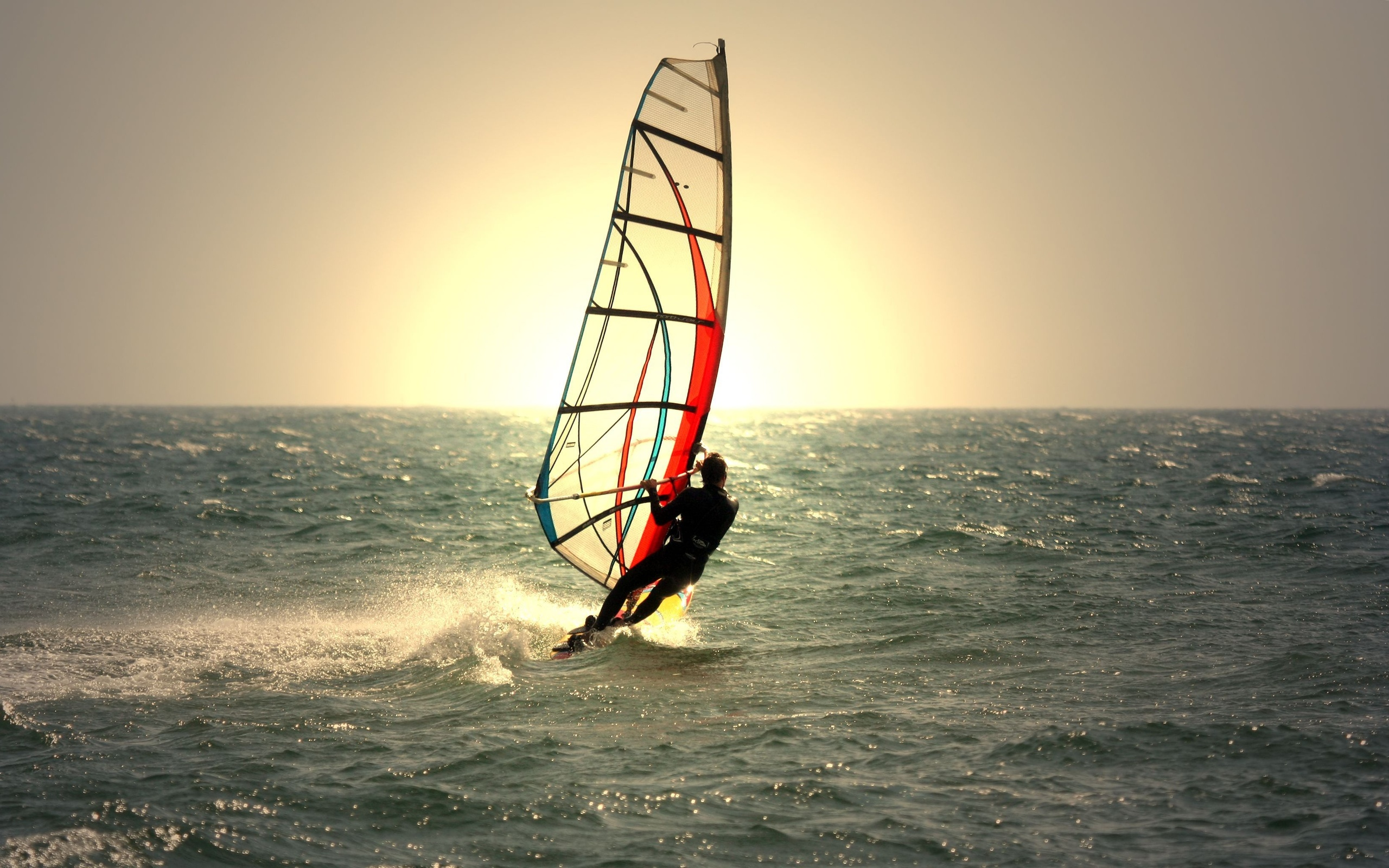 Surf Wallpaper Iphone X Windsurfing Full Hd Tapeta And Tło 2560x1600 Id 534053
