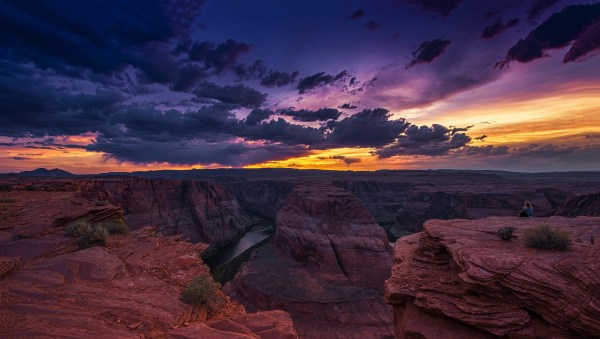 Grand Canyon Full Hd Wallpaper And Background 2048x1160