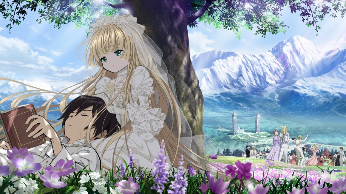 Animes de Romance para te fazer chorar