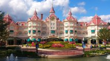 Disneyland Hotel Paris France