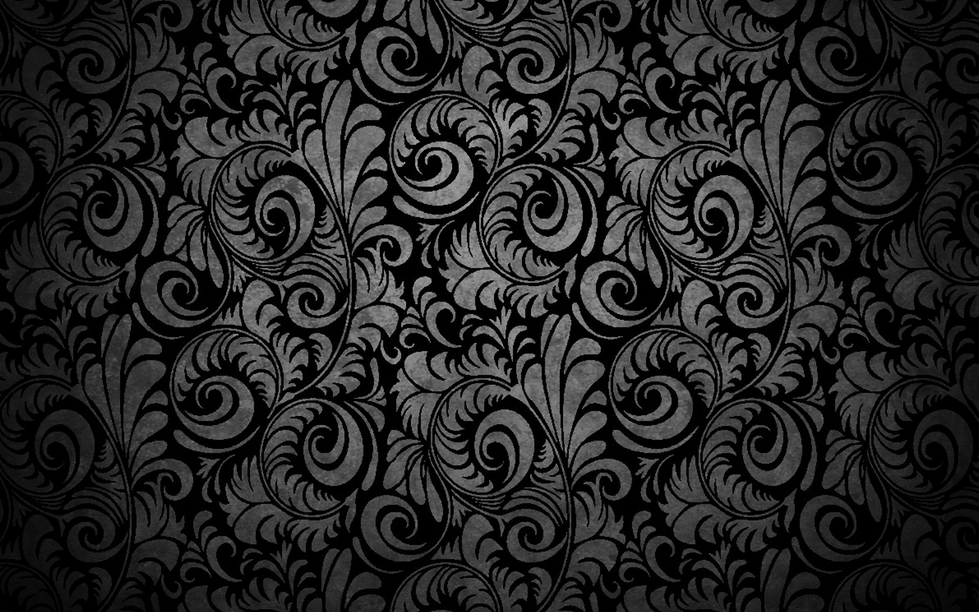 black abstract design hd
