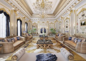 luxury living interior wallpapers mansion background sofa furniture homes wall decor tapeciarnia pl alphacoders
