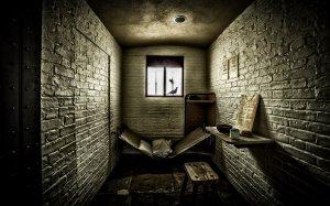 Jail Room Background